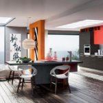51342 Цветовые решения для маленькой кухни