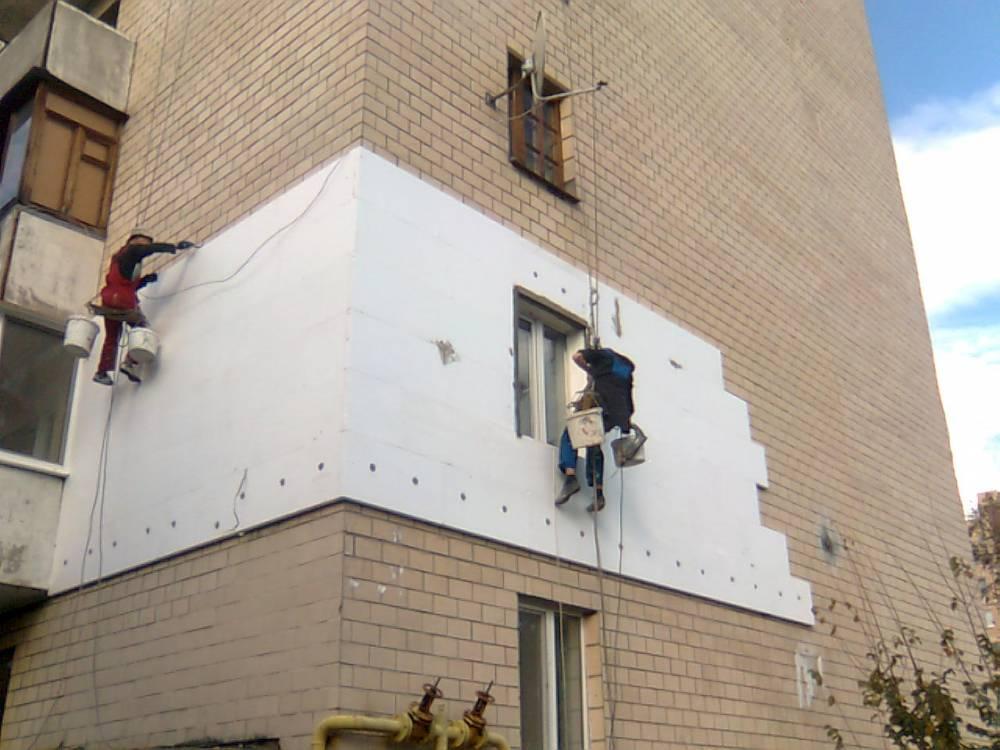 52101 Как утеплить помещение в условиях многоквартирного городского дома