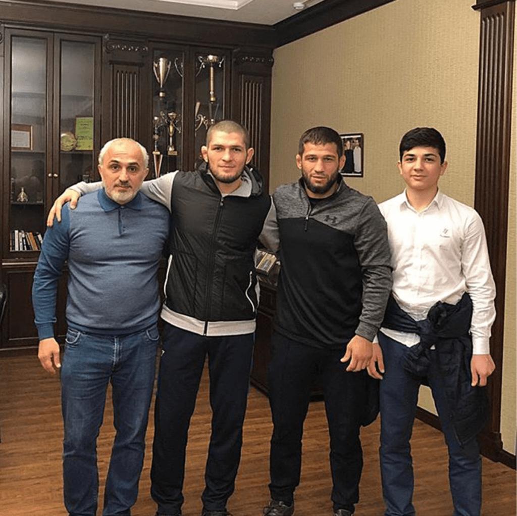 Где живет известный спортсмен Хабиб Нурмагомедов