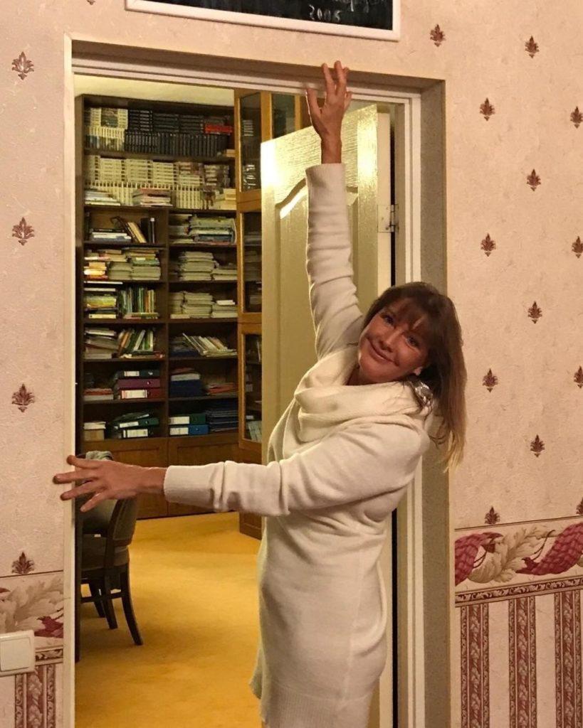 52583 Где на самом деле живёт актриса Елена Проклова