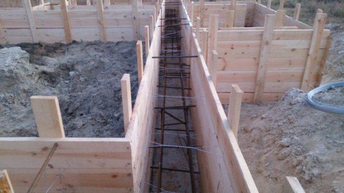 52500 Стоит ли возводить заливной бетонный фундамент во время зимних холодов