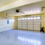 52576 Въездные ворота в гараж на автоматизации: в чём их преимущества