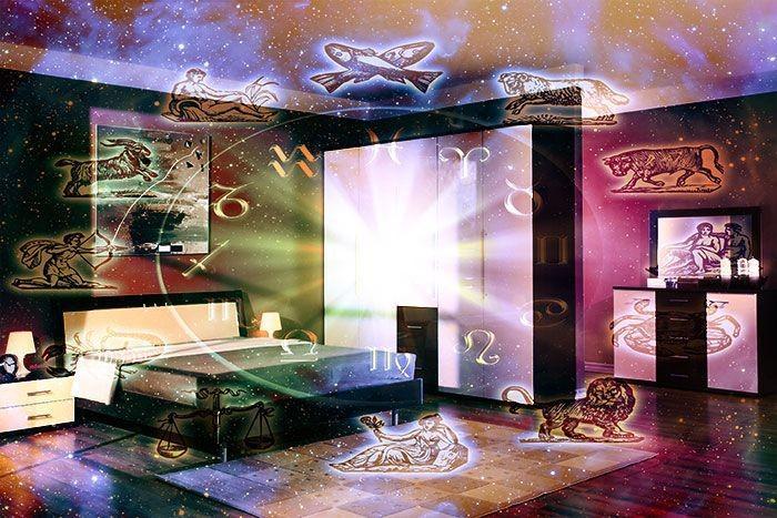 Какой интерьер для комнат выбрать по знаку зодиака