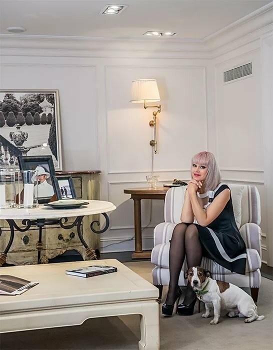 Где живет певица Натали и как выглядит ее жилье