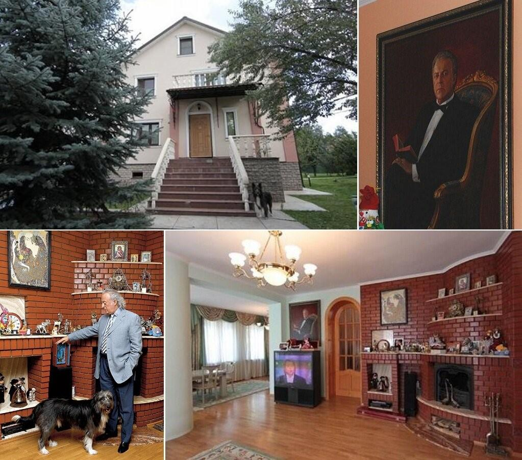Недвижимость, которой владеет Илья Резник