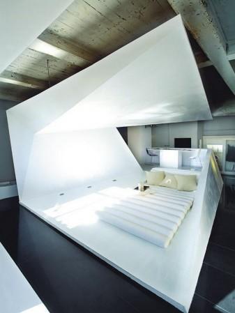 Дом в космическом стиле