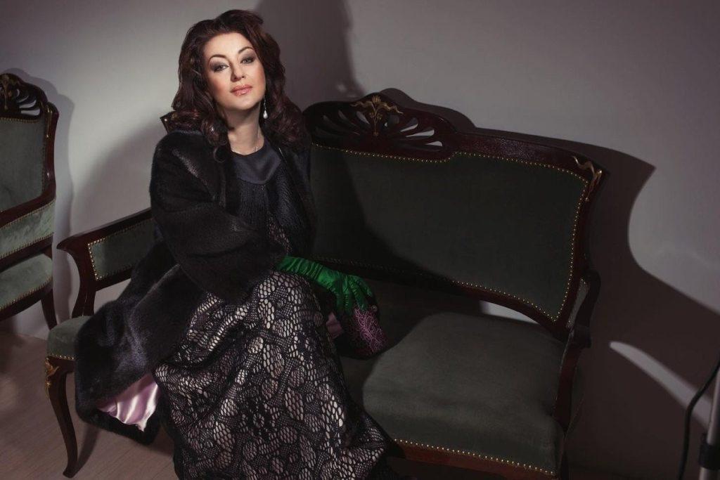 52909 Где проживает талантливая певица Тамара Гвердцители