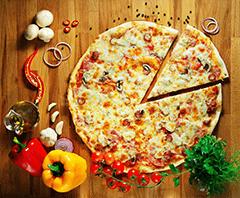 52771 Пицца от еды простолюдинов до всеобщего признания
