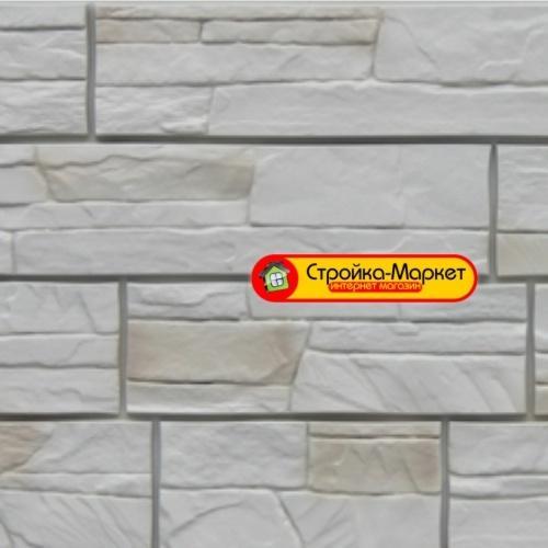 53238 Фасадная панель Grand Line Сланец Элит — Пшеница